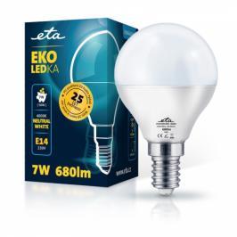 ETA EKO LEDka mini globe 7W, E14, neutrální bílá (P45W7NW)