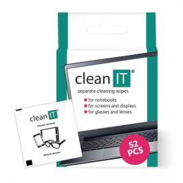 Clean IT vlhčené, 52 ks (CL-150)