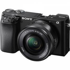 Sony 6100 + 16-50