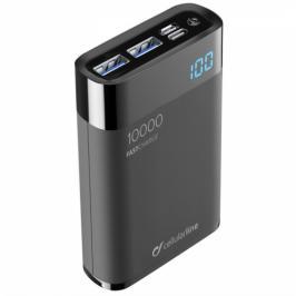 CellularLine FreePower Manta HD 10000mAh, USB-C PD, QC 3.0 (FREEPMANTA10HDK)