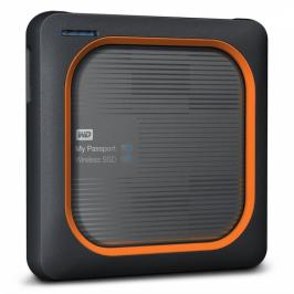 Western Digital My Passport Wireless SSD 500GB (WDBAMJ5000AGY-EESN)