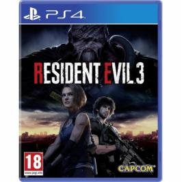 Capcom PlayStation 4 Resident Evil 3 Remake (5055060949696)
