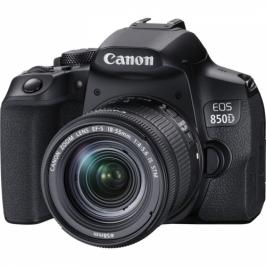Canon 850D + 18-55 IS STM (3925C002)