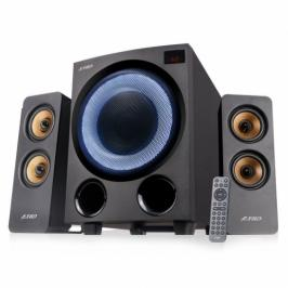 Fenda F&D F770X, 2.1, 76W, RGB, BT5.0, FM rádio, USB, optický vstup, dálkové ovládání (F770X)