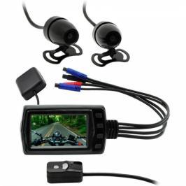Kamera na motorku CEL-TEC MK01 Dual GPS