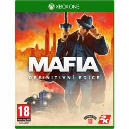 2K Games Xbox One Mafia I Definitive Edition