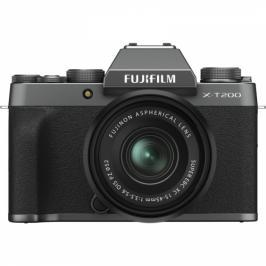 Fujifilm X-T200 + XC15-45