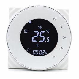 iQtech SmartLife GALW-W, WiFi termostat pro kotle s potenciálovým spínáním (IQTGALW-W)