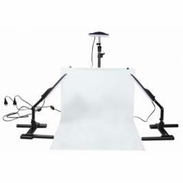 Nanlite sada 3 LED světel Compac 20 (31-2012 3KIT)