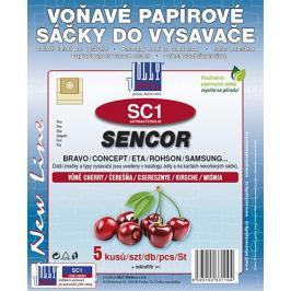 Jolly 3110S SC 1 Sencor (5 ks) - cherry