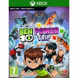 Bandai Namco Games Ben 10: Power trip! (5060528033473)