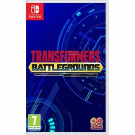 Bandai Namco Games Nintendo SWITCH Transformers: Battlegrounds (5060528033312)