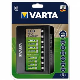 Varta LCD Multi Charger pro 8x AA/AAA (57681101401)