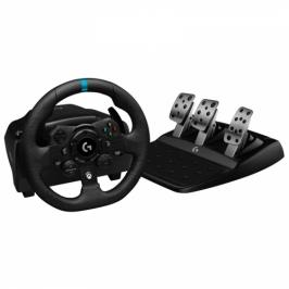 Logitech G923 Racing Wheel and Pedals pro Xbox One a PC (941-000158)