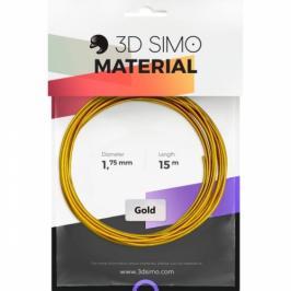 3D SIMO REAL GOLD - zlatá 15m (G3D3008)