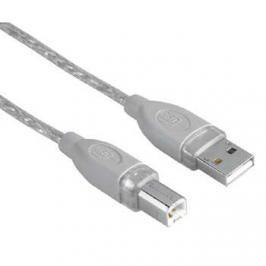 Hama USB / USB-B, 1,8m, blistr (45021)