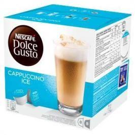 NESCAFÉ Cappuccino Ice kávové kapsle 16 ks