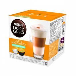 NESCAFÉ Latte Macchiato bez cukru kávové kapsle 16 ks