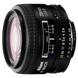 Nikon 28MM F2.8 AF D A