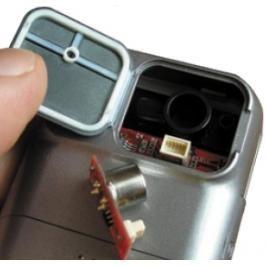V-NET AL-7000 senzor