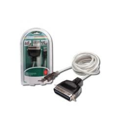 Digitus USB / LPT (Tiskárna), 1,8m (DC USB-PM1)