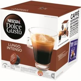 NESCAFÉ Lungo Intenso kávové kapsle 16 ks