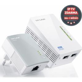 TP-Link TL-WPA4220 KIT + IP TV na 1 měsíc ZDARMA (TL-WPA4220KIT)