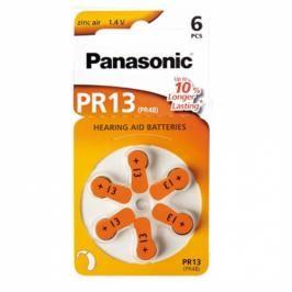 Panasonic PR13, blistr 6ks