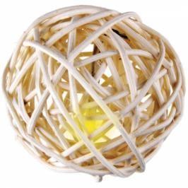 EMOS 16 LED, 3m, řetěz (koule), teplá bílá, vnitřní použití (1534140020)