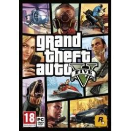 RockStar Grand Theft Auto V (5026555064255)