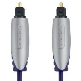 Bandridge Premium, optický, 2m, audio (BSAL5602)
