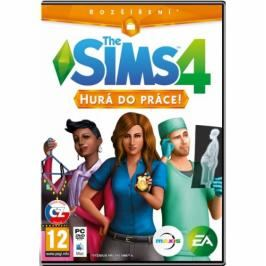 EA THE SIMS 4: Hurá do práce! (EAPC051410)