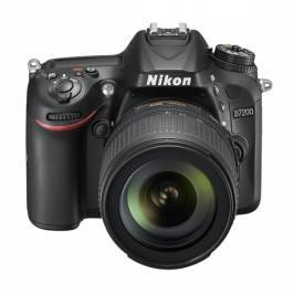 Nikon D7200 + 18-105 AF-S VR