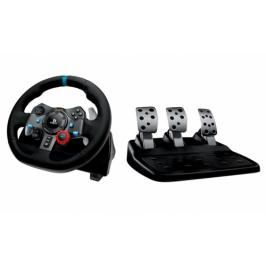 Logitech G29 Driving Force pro PS3, PS4, PC + pedály (941-000112)