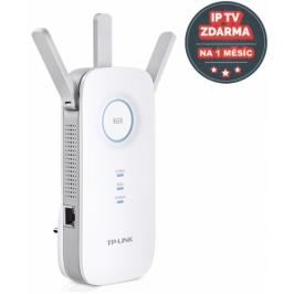 TP-Link RE450 Dual Band + IP TV na 1 měsíc ZDARMA (RE450)