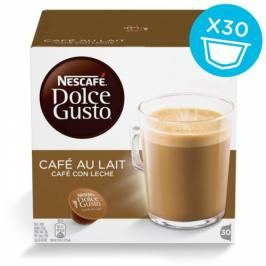 NESCAFÉ Café au Lait kávové kapsle 30 ks