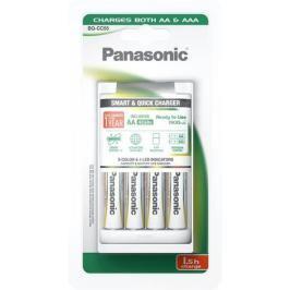 Panasonic BQ-CC55 Smart Quick pro AA,AAA + 4x AA, 1900 mAh (K-KJ55MGD40E)