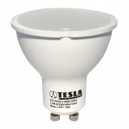 Tesla bodová, 3,5W, GU10, teplá bílá (GU103530-4)