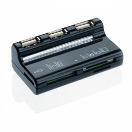 Connect IT USB 2.0 / 3x USB 2.0 + microSD + SD (CI-87)