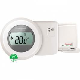 Honeywell Evohome Round Home Connected pro topení (T87RF2025+BDR91A1000+RFG100) (Y87RFC2074)