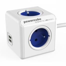 Powercube USB, 4x zásuvka, 2x USB, 1,5m