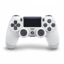 Sony Dual Shock 4 pro PS4 v2 - ledově bílý (PS719894650)