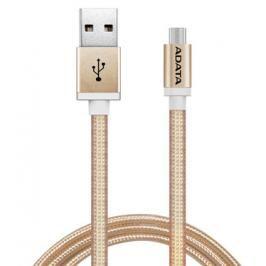 ADATA USB/micro USB, 1m, pletený (AMUCAL-100CMK-CGD)