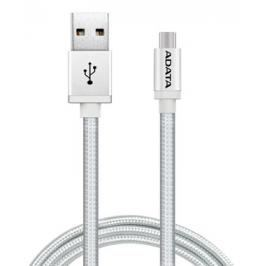 ADATA USB/micro USB, 1m, pletený (AMUCAL-100CMK-CSV)