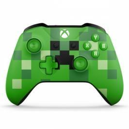 Microsoft Wireless - Minecraft Creeper (WL3-00057)