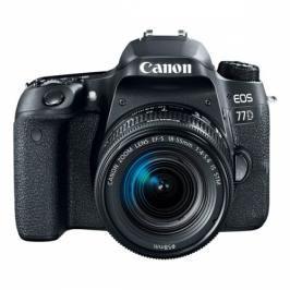 Canon 77D + 18-135 IS USM + VUK (1892C034)
