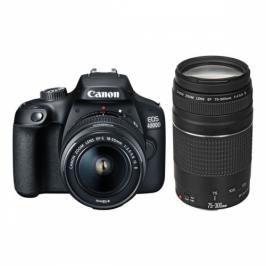 Canon 4000D + 18-55 DC III + 75-300 DC (3011C010)