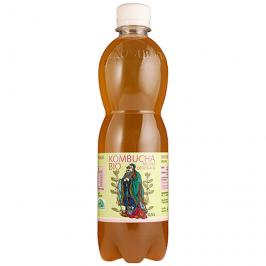 STEVIKOM s.r.o. BIO kombucha meduňka 500 ml