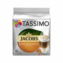 Kapsle Tassimo Jacobs Latte Macchiato Caramel 8+8 ks