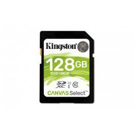 Kingston SDXC Canvas Select 128GB 80MB/s UHS-I SDS/128GB